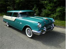 Picture of Classic 1955 Pontiac Safari located in Beverly Massachusetts Offered by Legendary Motors LLC - E1AK
