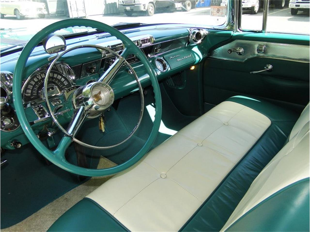 Large Picture of Classic '55 Safari - $75,000.00 Offered by Legendary Motors LLC - E1AK