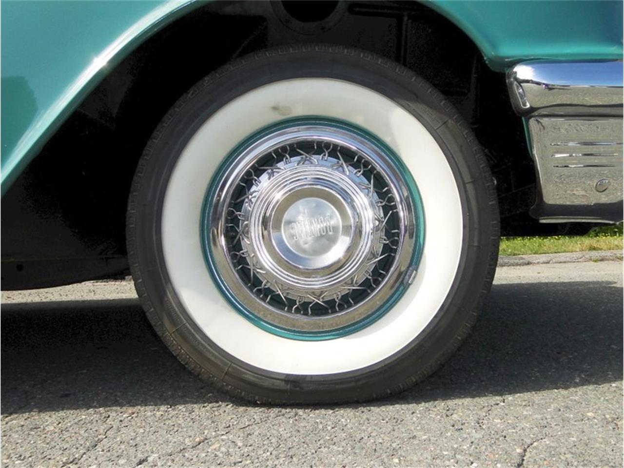 Large Picture of 1955 Pontiac Safari Offered by Legendary Motors LLC - E1AK