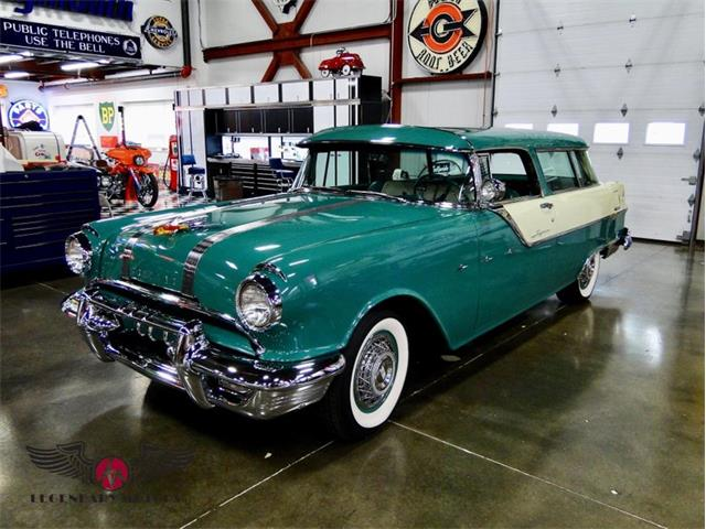 Picture of Classic 1955 Pontiac Safari Offered by  - E1AK