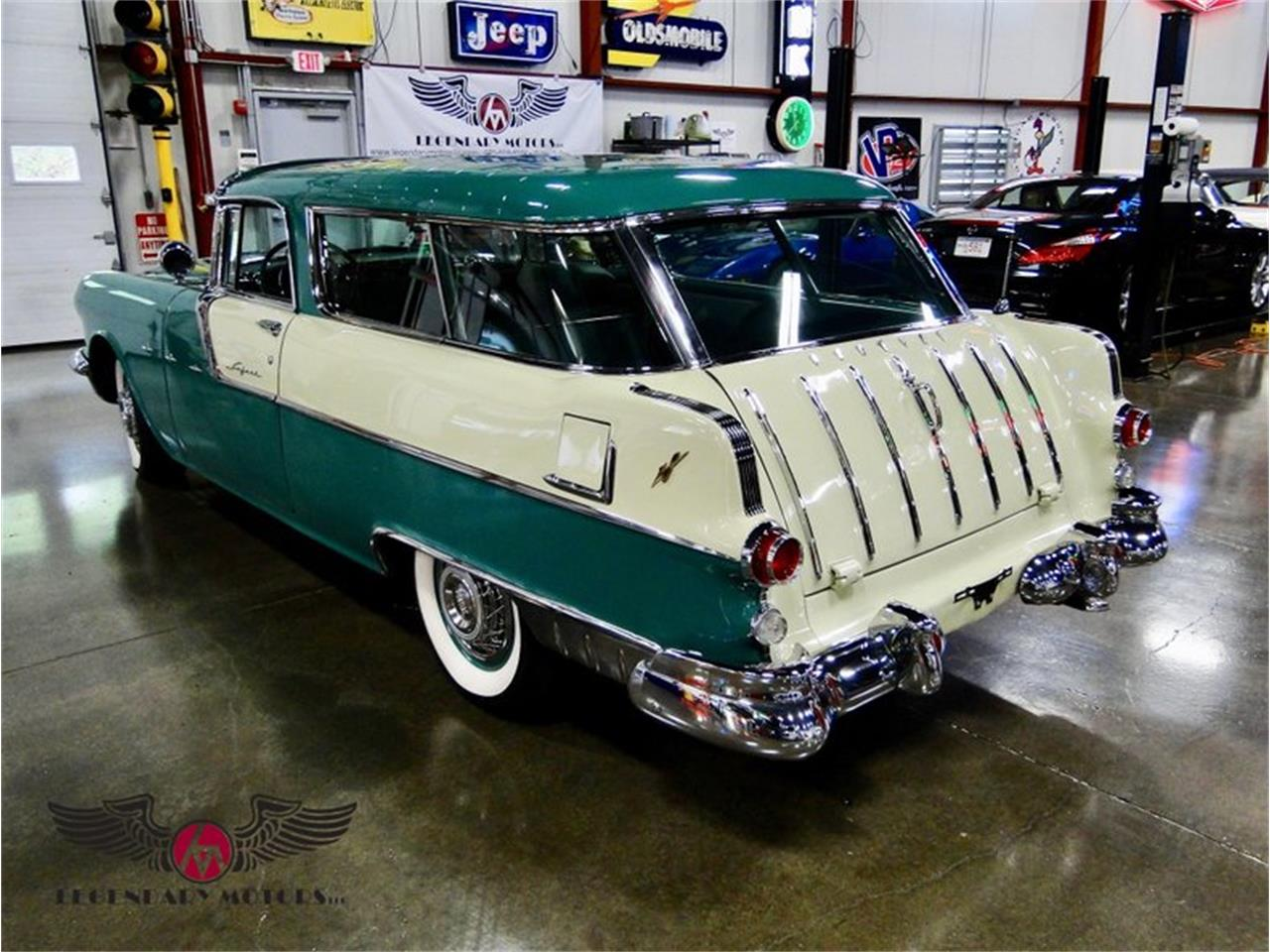 Large Picture of '55 Pontiac Safari Offered by Legendary Motors LLC - E1AK