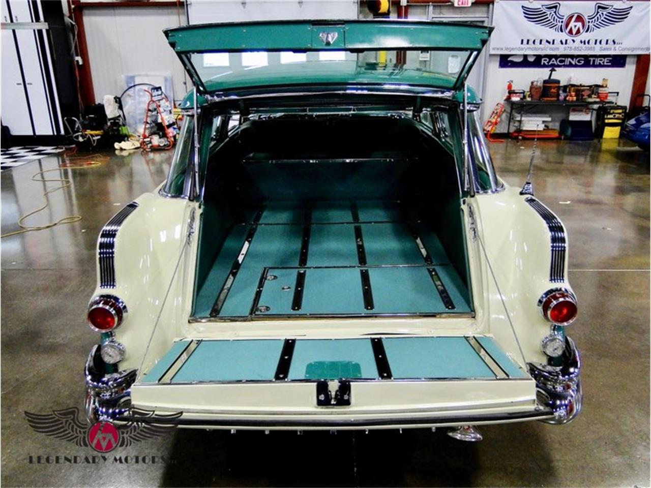 Large Picture of '55 Pontiac Safari - $75,000.00 Offered by Legendary Motors LLC - E1AK