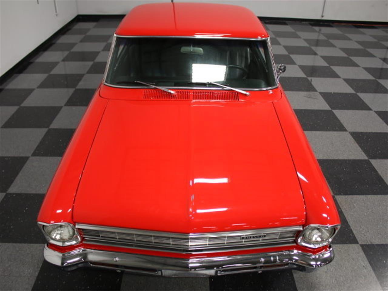 Large Picture of '66 Nova II - E1DK