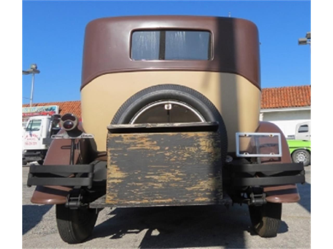 Large Picture of 1929 Whippet 2-Dr located in Miami Florida - E1MY