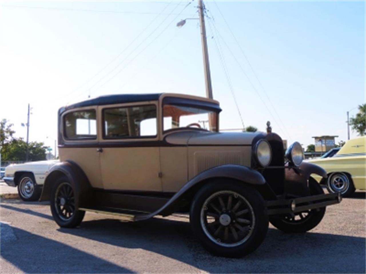 Large Picture of Classic 1929 Whippet 2-Dr located in Miami Florida - $16,500.00 - E1MY