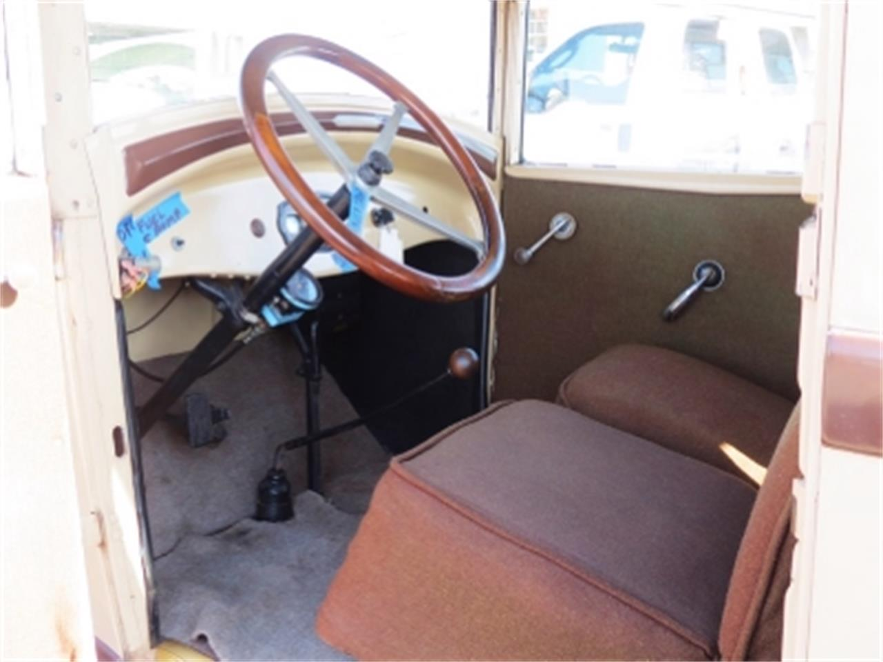 Large Picture of Classic '29 Whippet 2-Dr located in Miami Florida - $16,500.00 Offered by Sobe Classics - E1MY