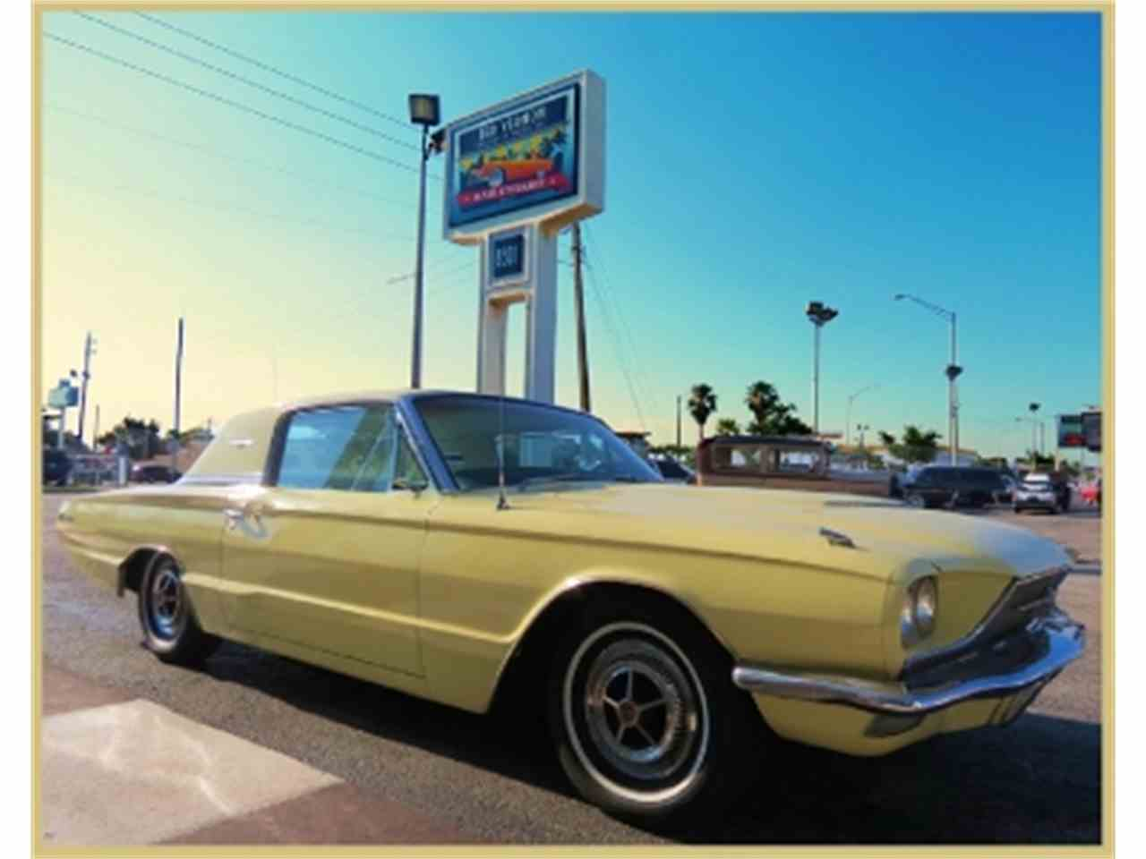 Large Picture of '66 Thunderbird - E1N1