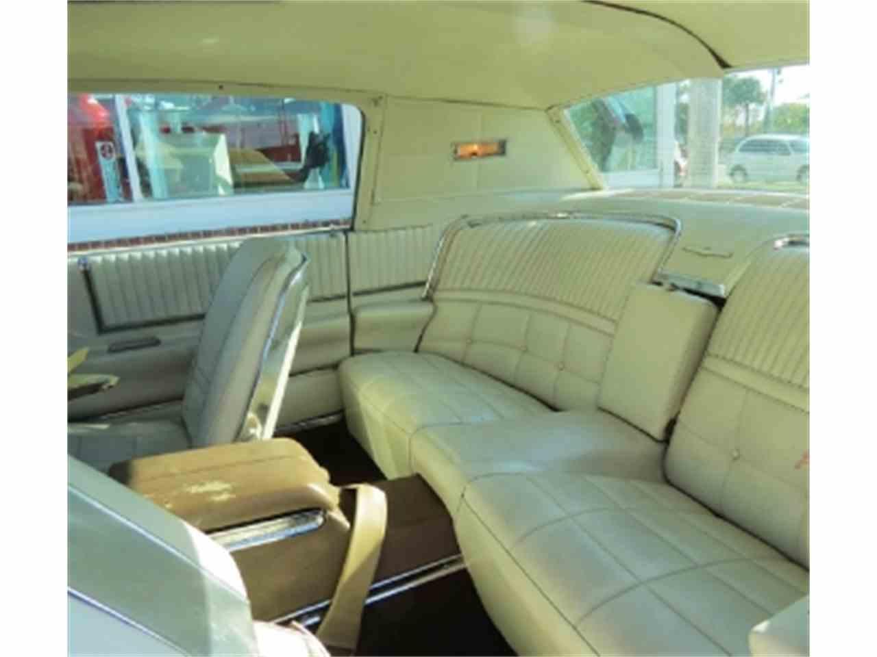 1966 Ford Thunderbird for Sale | ClassicCars.com | CC-655309
