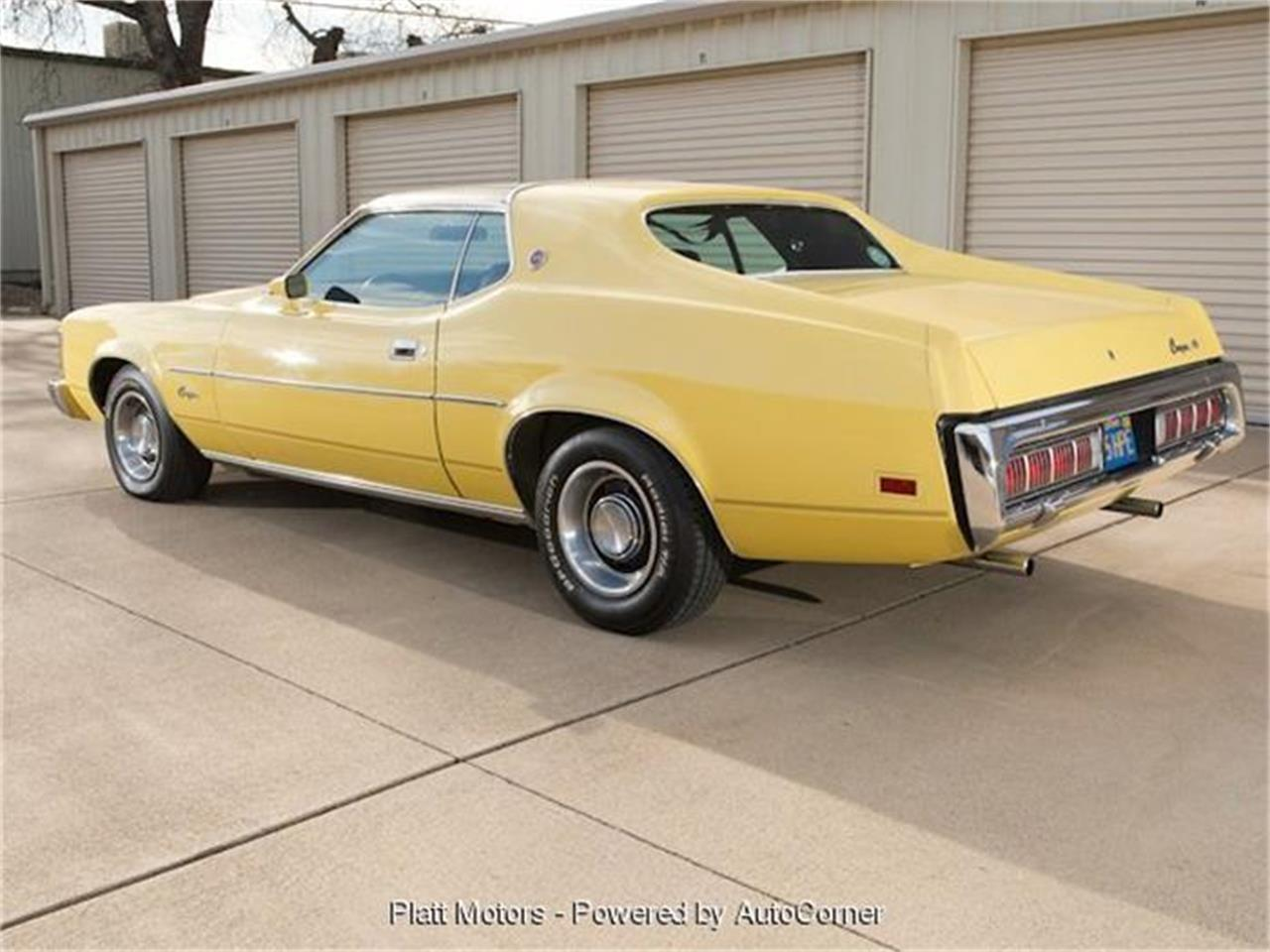Large Picture of '73 Cougar XR7 - E1WU