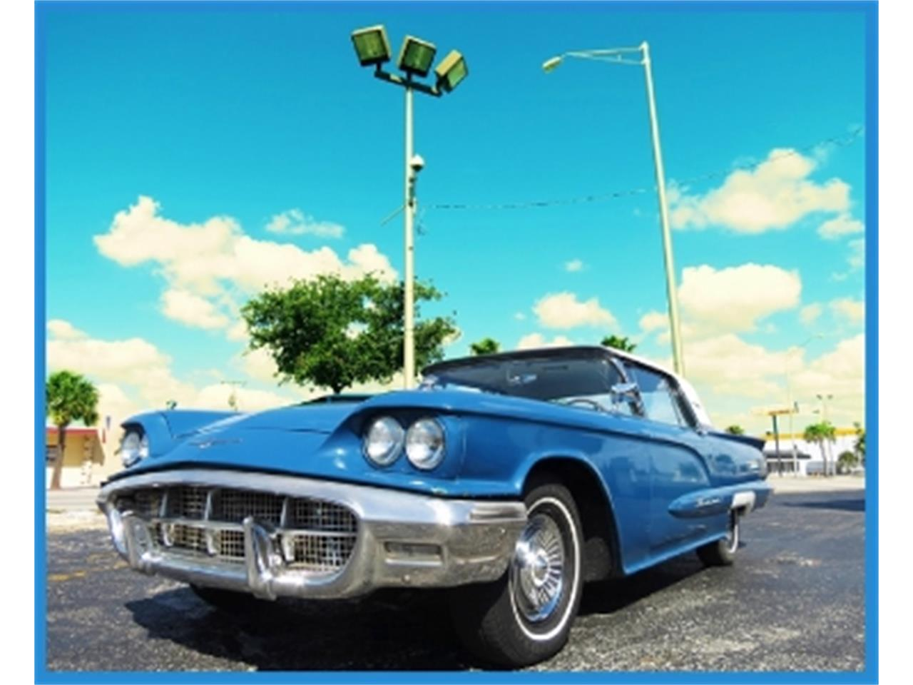 Large Picture of '60 Thunderbird - E1YP