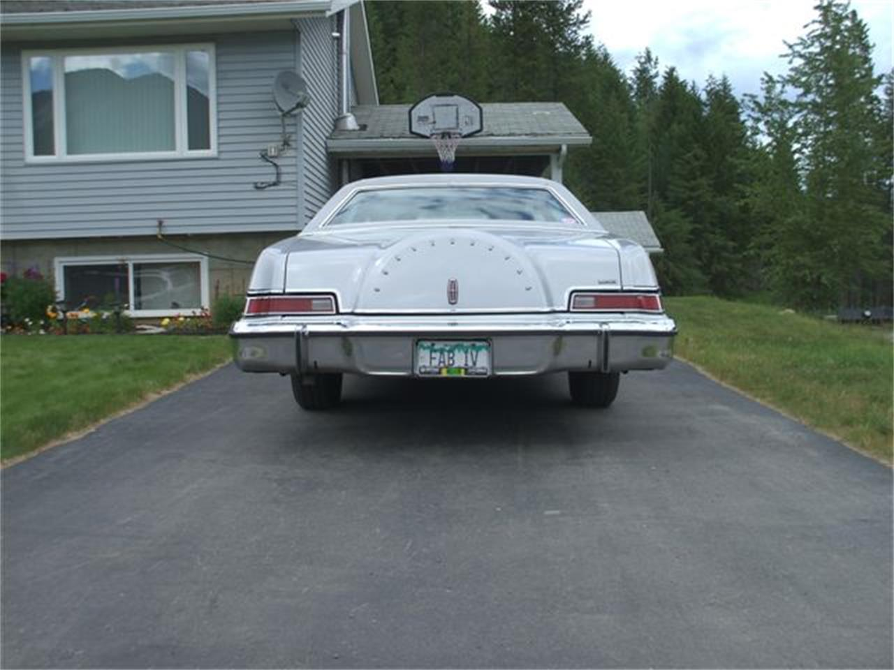 Large Picture of '74 Lincoln Continental Mark IV located in Elkford British Columbia - $7,600.00 Offered by a Private Seller - E23Q