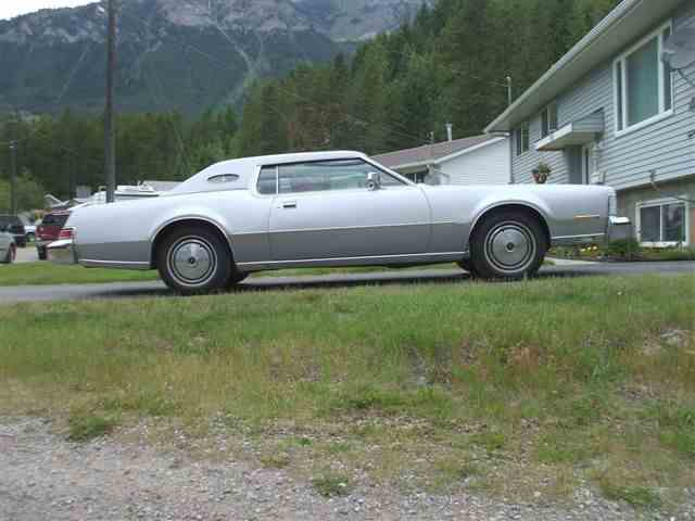 Picture of 1974 Continental Mark IV located in British Columbia - $7,600.00 Offered by a Private Seller - E23Q