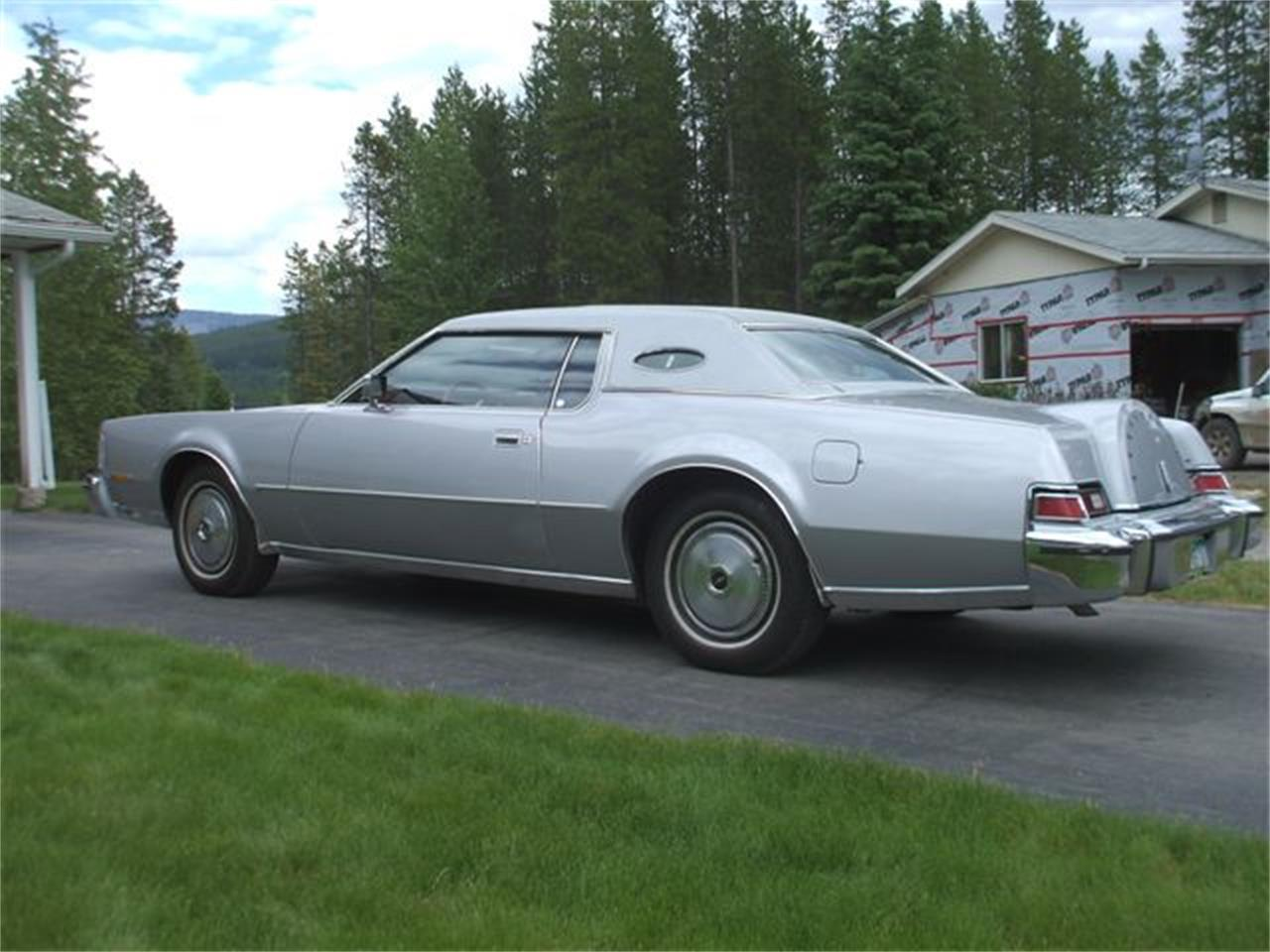 Large Picture of '74 Lincoln Continental Mark IV - $7,600.00 - E23Q