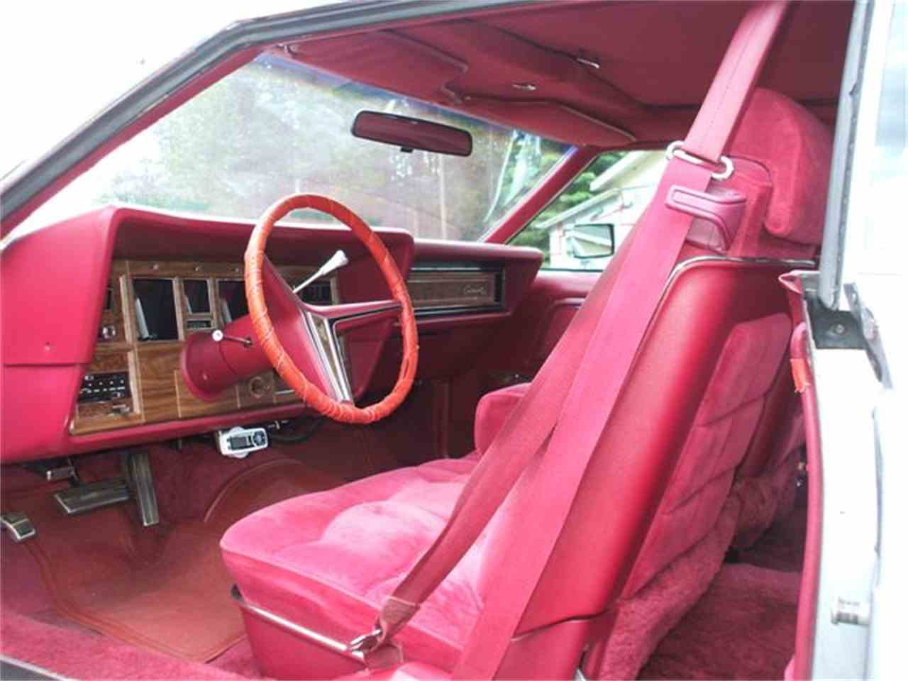 Large Picture of '74 Continental Mark IV - E23Q