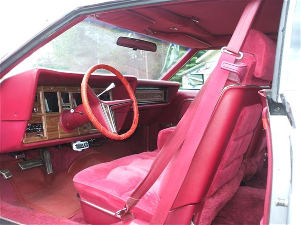 Large Picture of 1974 Continental Mark IV located in British Columbia - E23Q