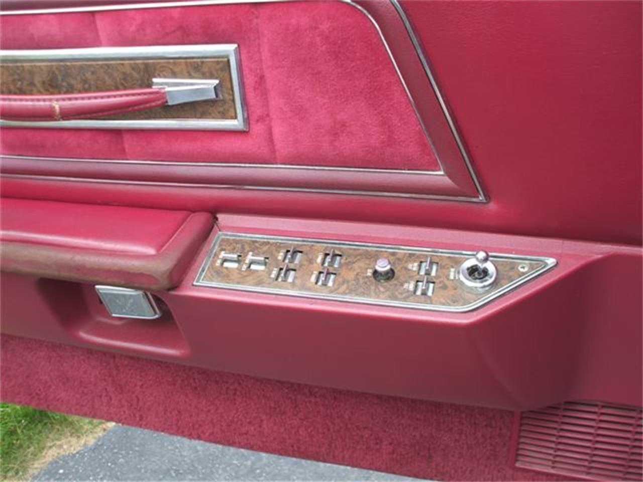 Large Picture of 1974 Continental Mark IV located in Elkford British Columbia - E23Q