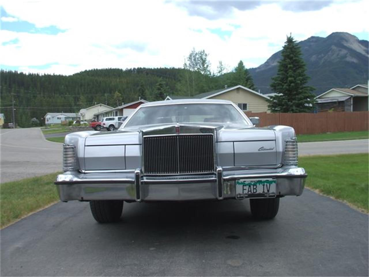 Large Picture of '74 Lincoln Continental Mark IV located in British Columbia - $7,600.00 Offered by a Private Seller - E23Q