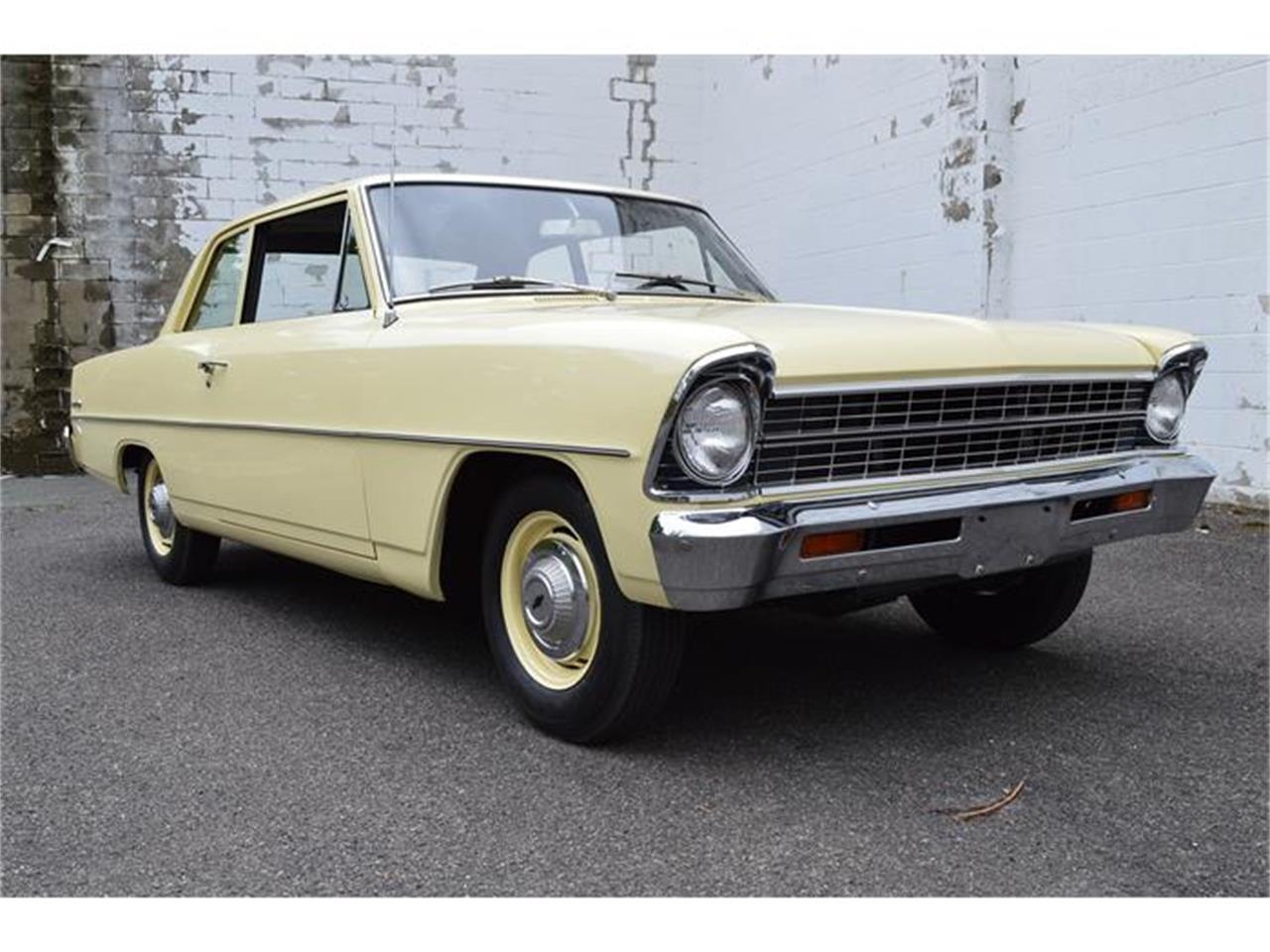 Large Picture of '67 Chevy II - E23W