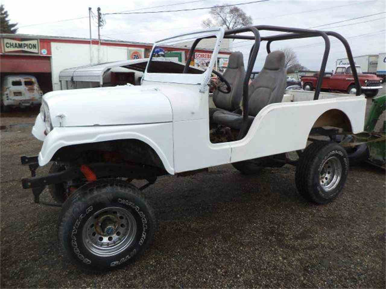 Large Picture of '66 CJ6 - E25I
