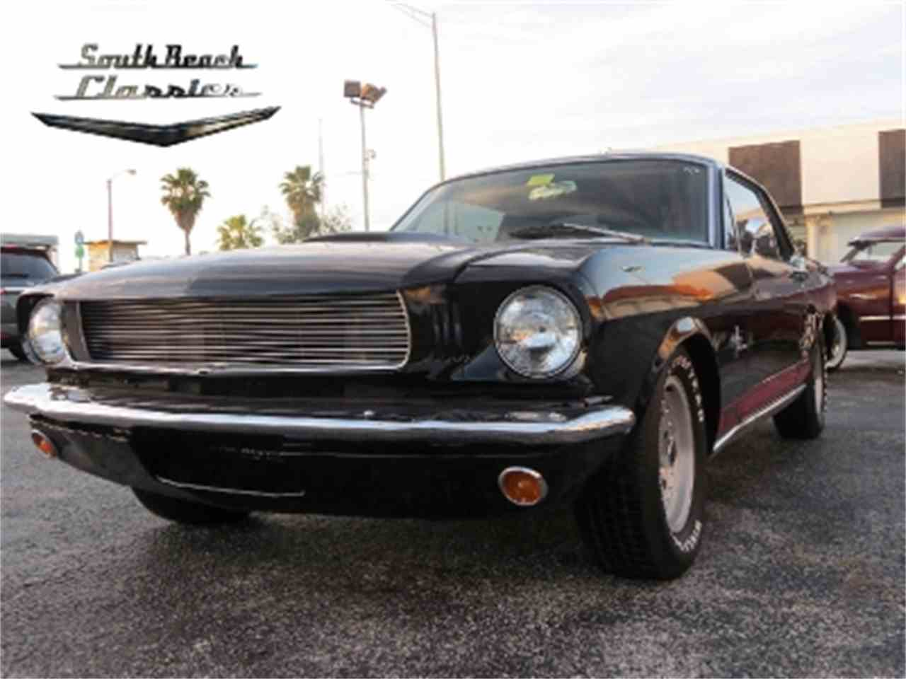 Large Picture of 1966 Ford 2-Dr Coupe located in Florida - E2LS