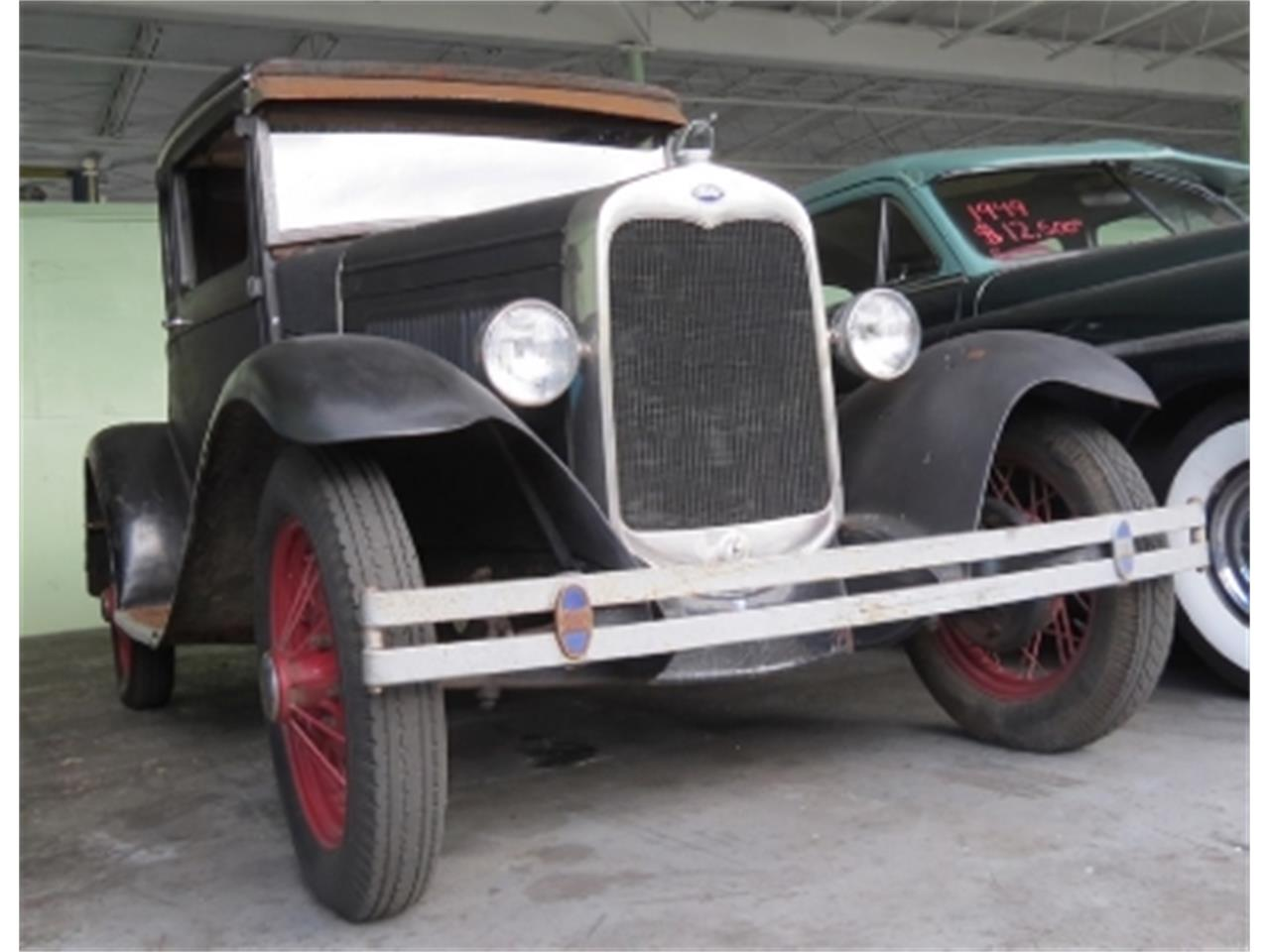 Large Picture of '30 Model A - E2LV