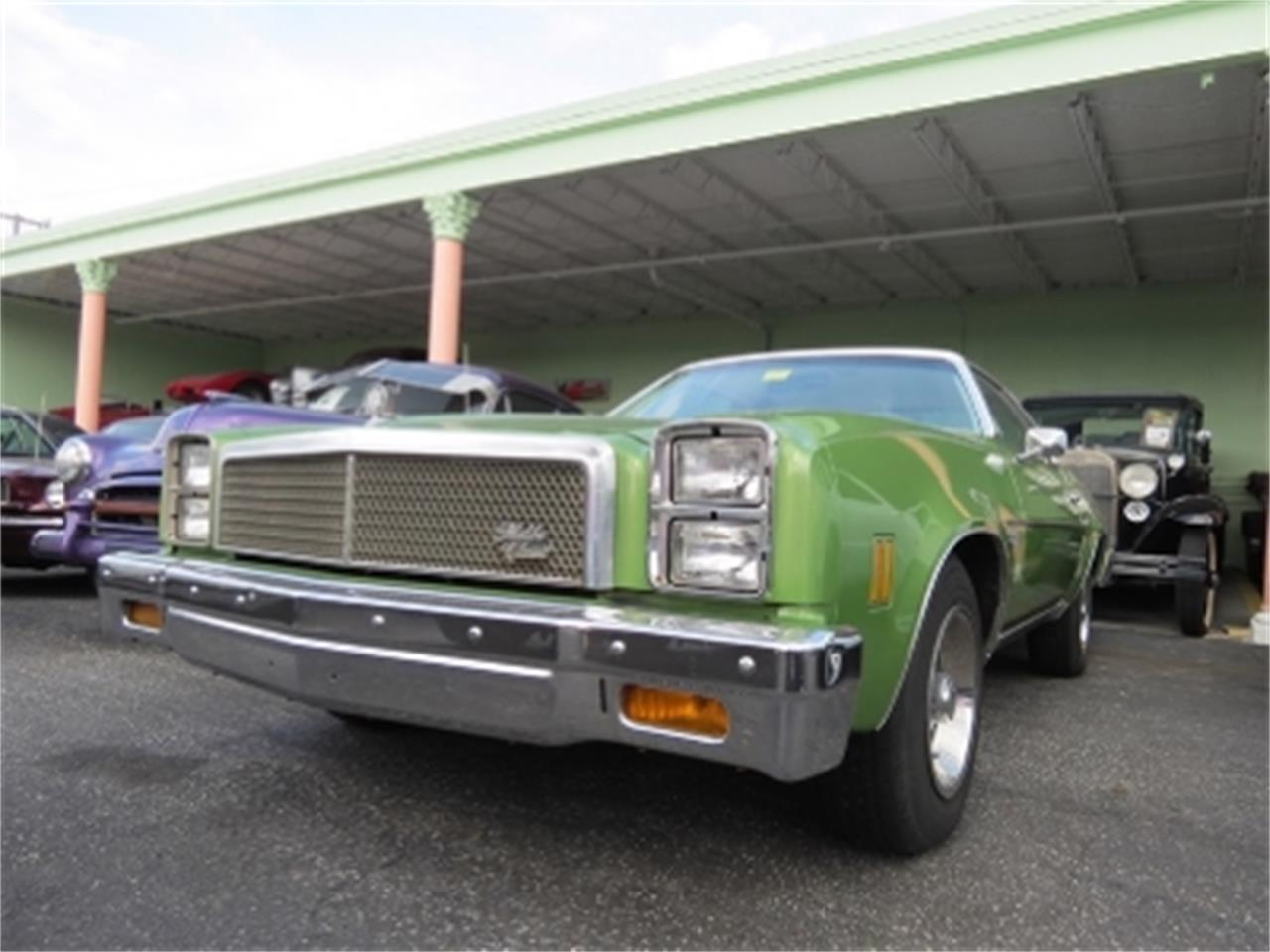 Large Picture of '76 Chevrolet Chevelle located in Miami Florida Offered by Sobe Classics - E2M3