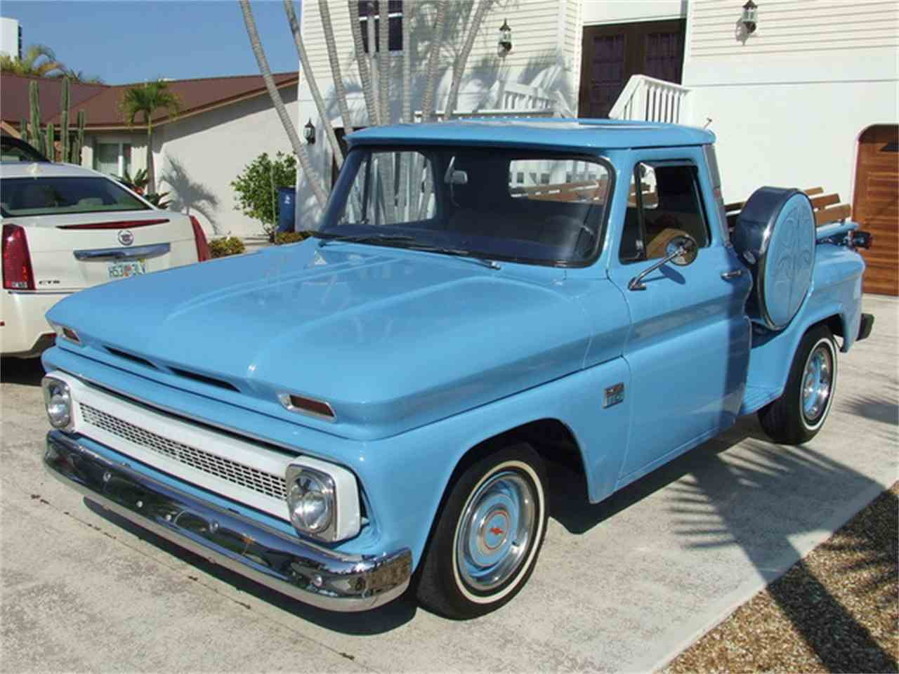 Large Picture of 1966 Chevrolet C/K 10 - E2NX