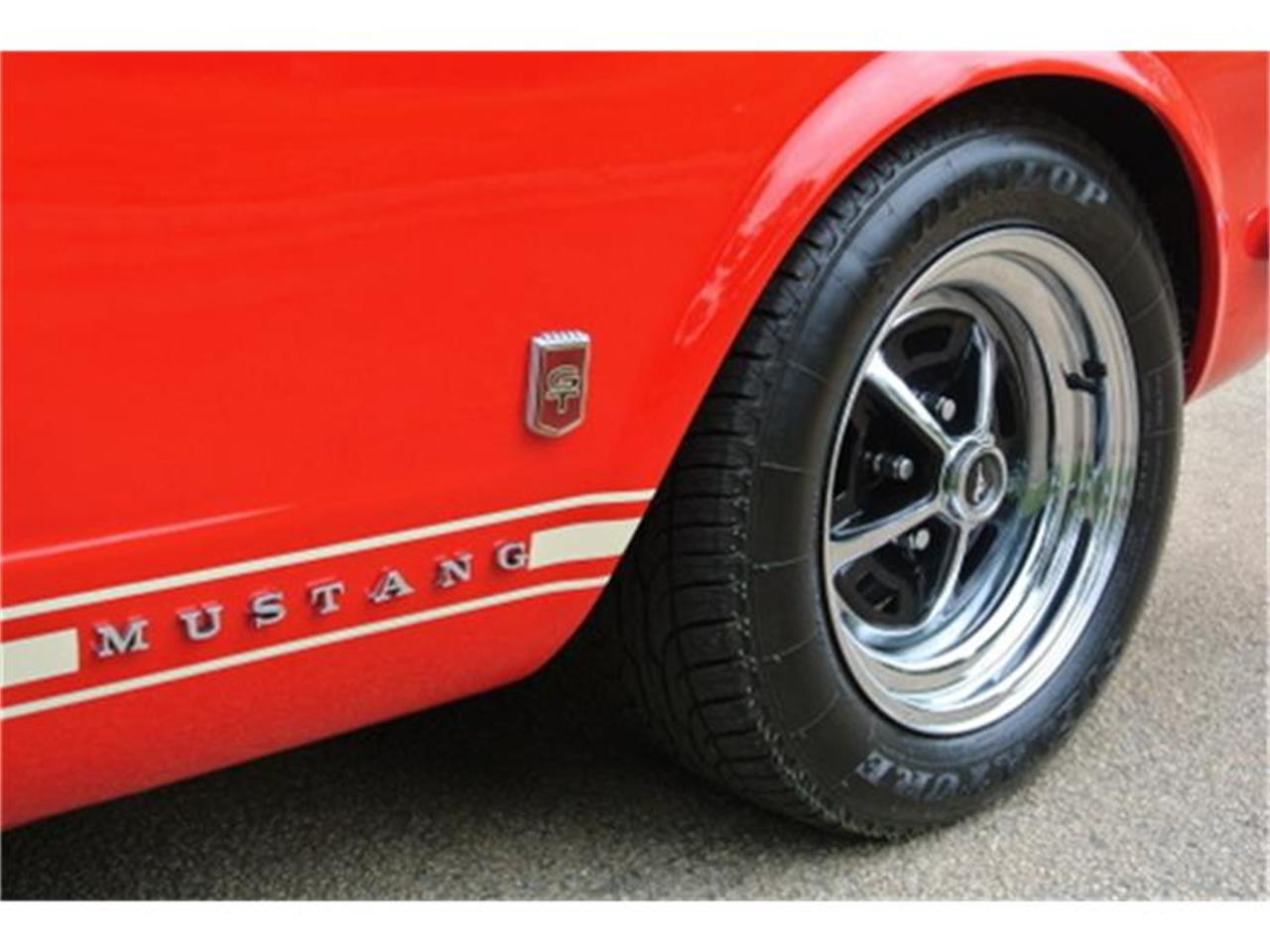 Large Picture of '65 Mustang - E2S4