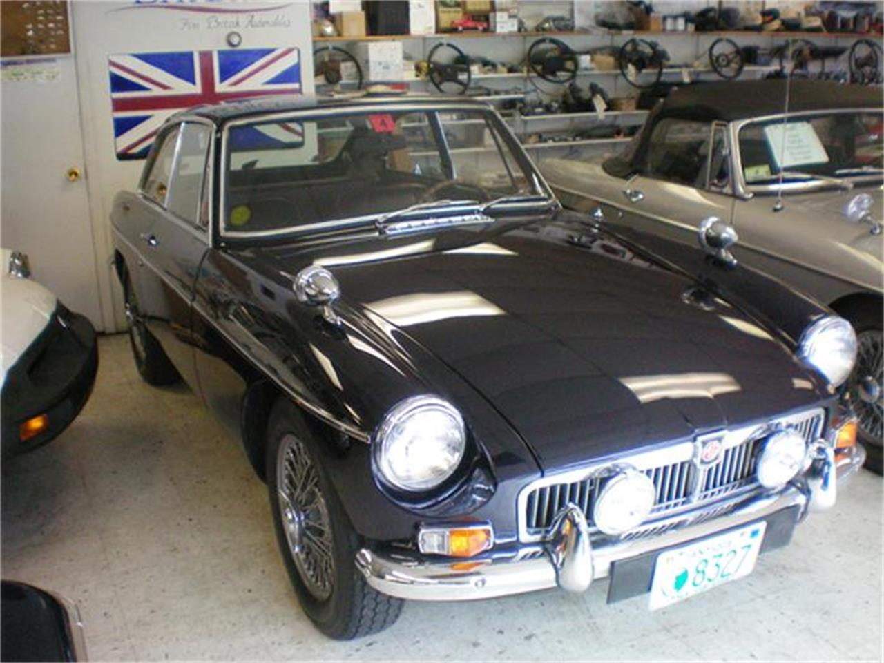Large Picture of Classic 1967 MG BGT - E31K