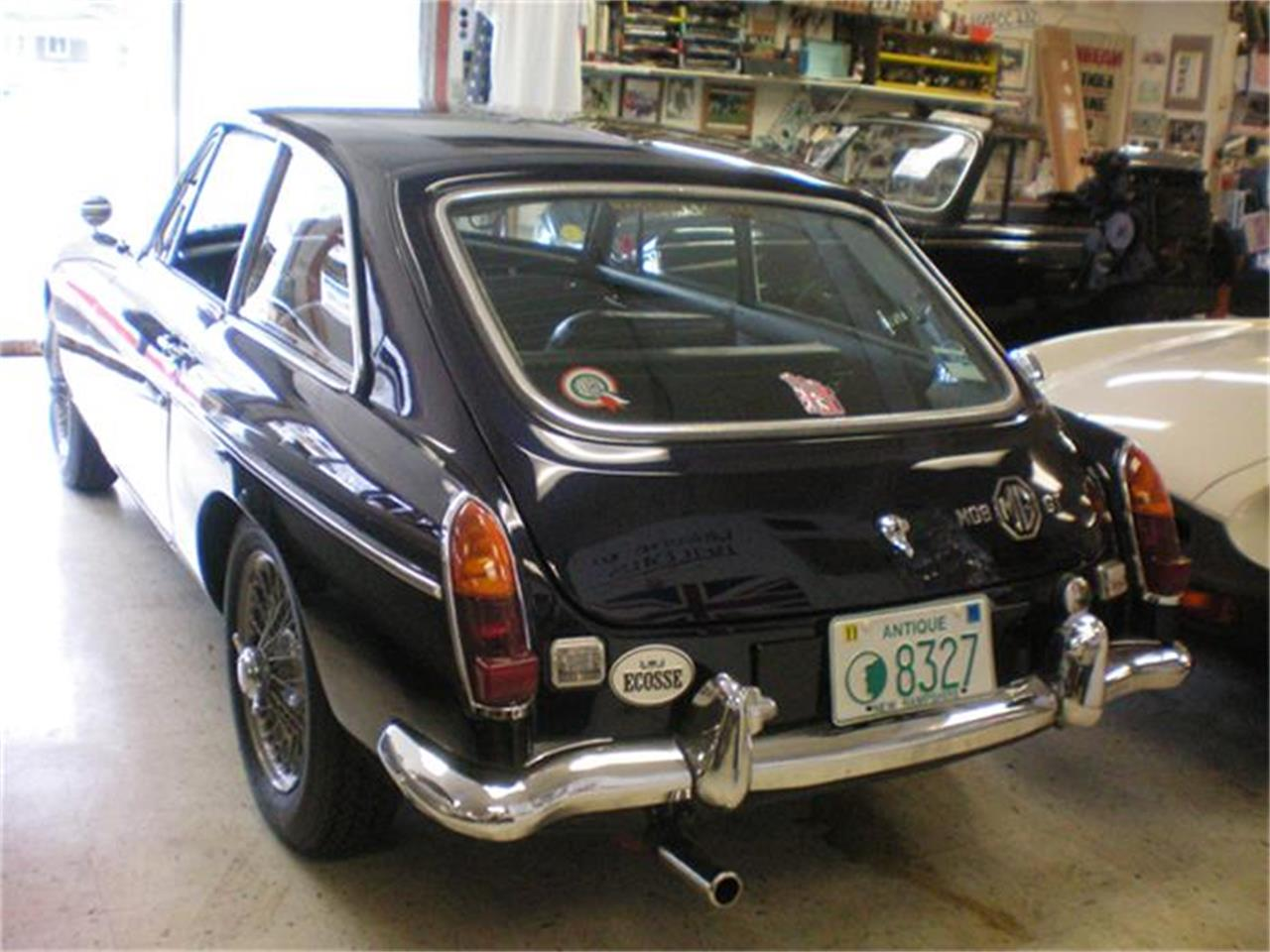 Large Picture of Classic 1967 MG BGT Offered by Brit Bits - E31K