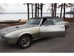 Picture of Classic 1967 Pontiac Firebird located in Dothan Alabama - $55,000.00 Offered by a Private Seller - E342