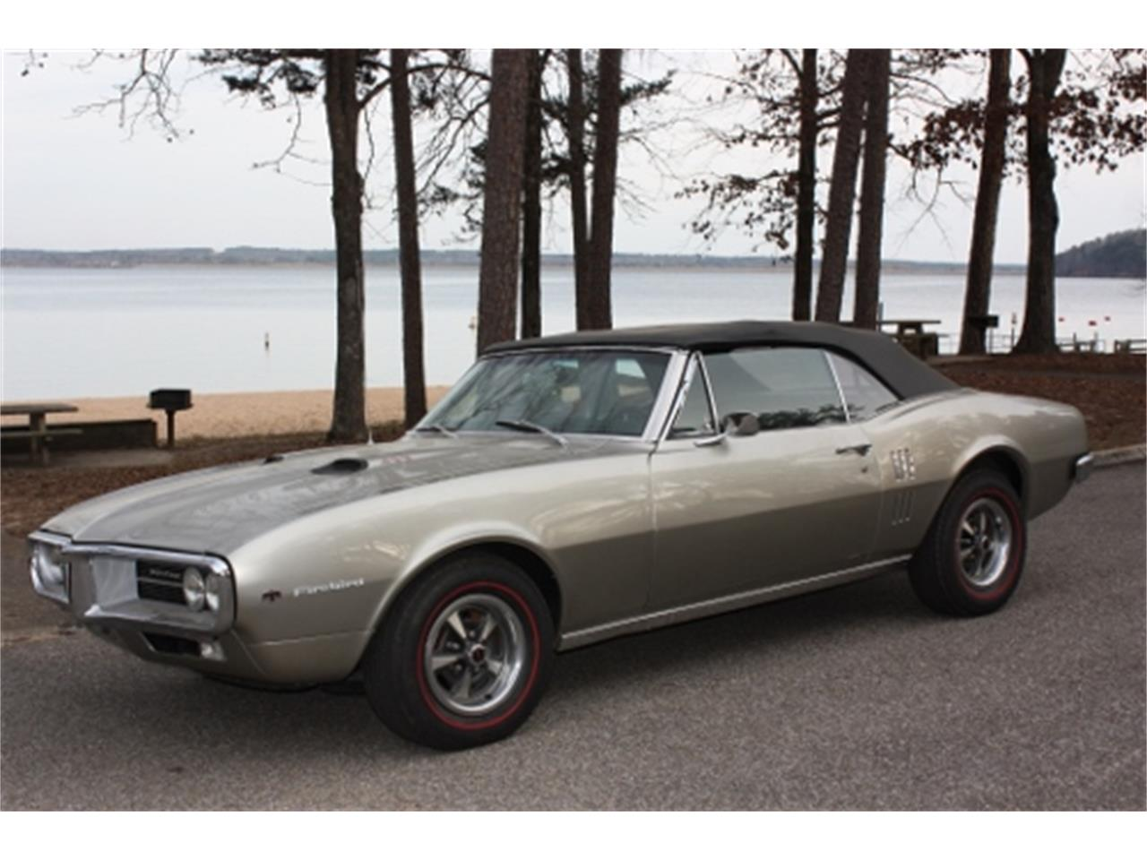 Large Picture of Classic 1967 Pontiac Firebird located in Alabama Offered by a Private Seller - E342