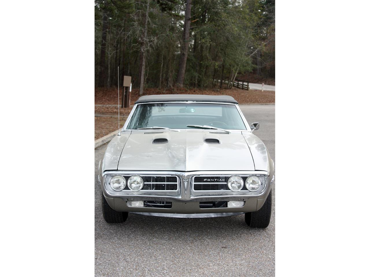 Large Picture of '67 Pontiac Firebird located in Alabama Offered by a Private Seller - E342