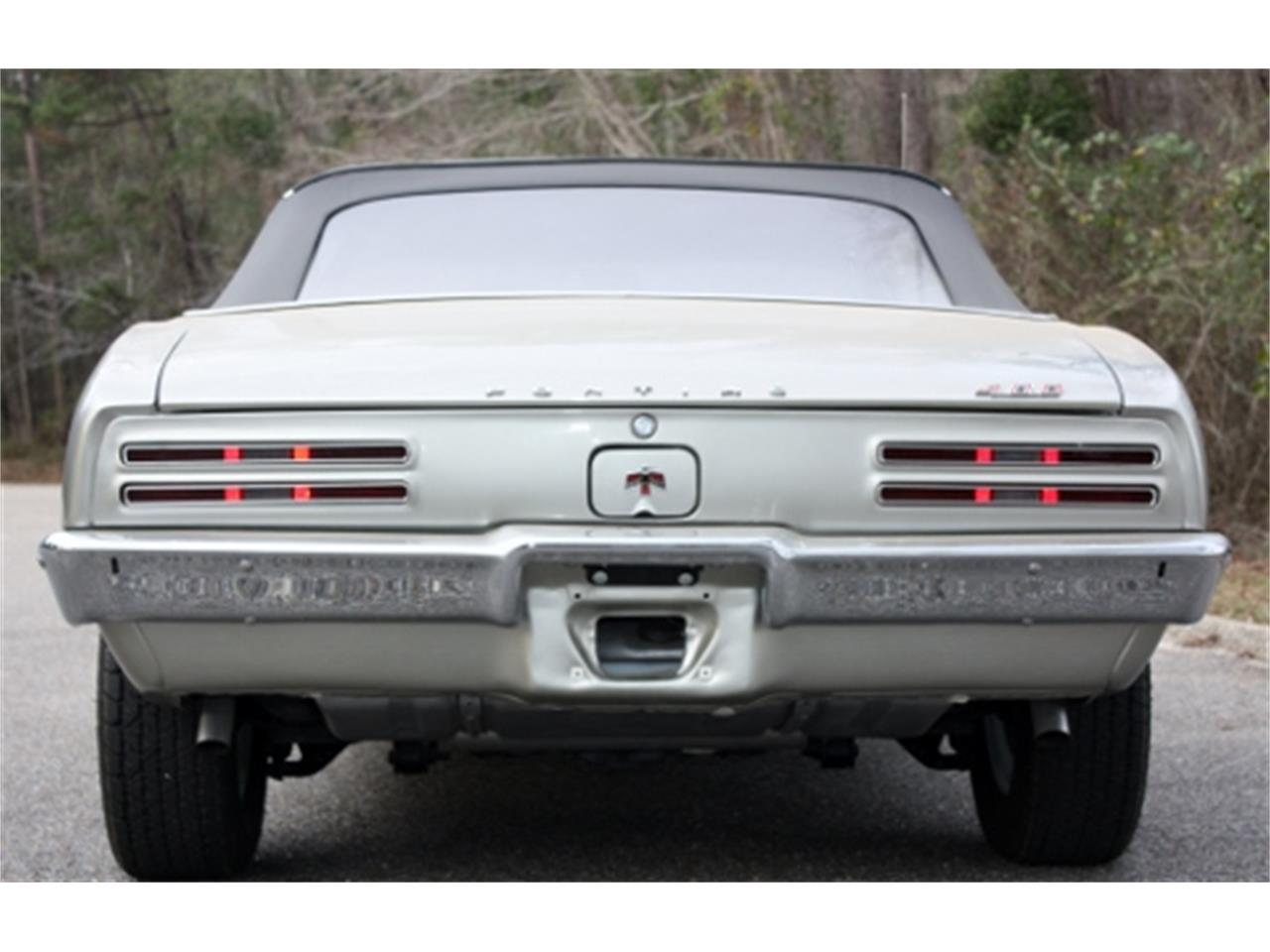 Large Picture of '67 Pontiac Firebird located in Dothan Alabama - $55,000.00 - E342