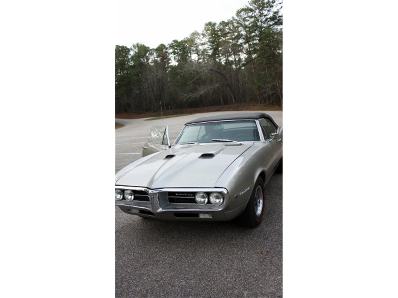 Large Picture of Classic '67 Firebird located in Dothan Alabama - $55,000.00 Offered by a Private Seller - E342