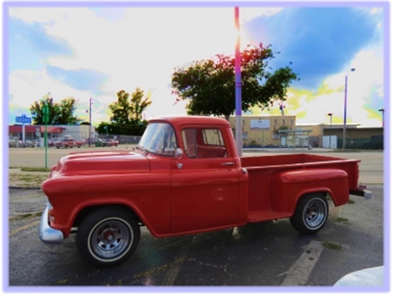 1957 chevrolet pickup for sale cc 657370. Black Bedroom Furniture Sets. Home Design Ideas