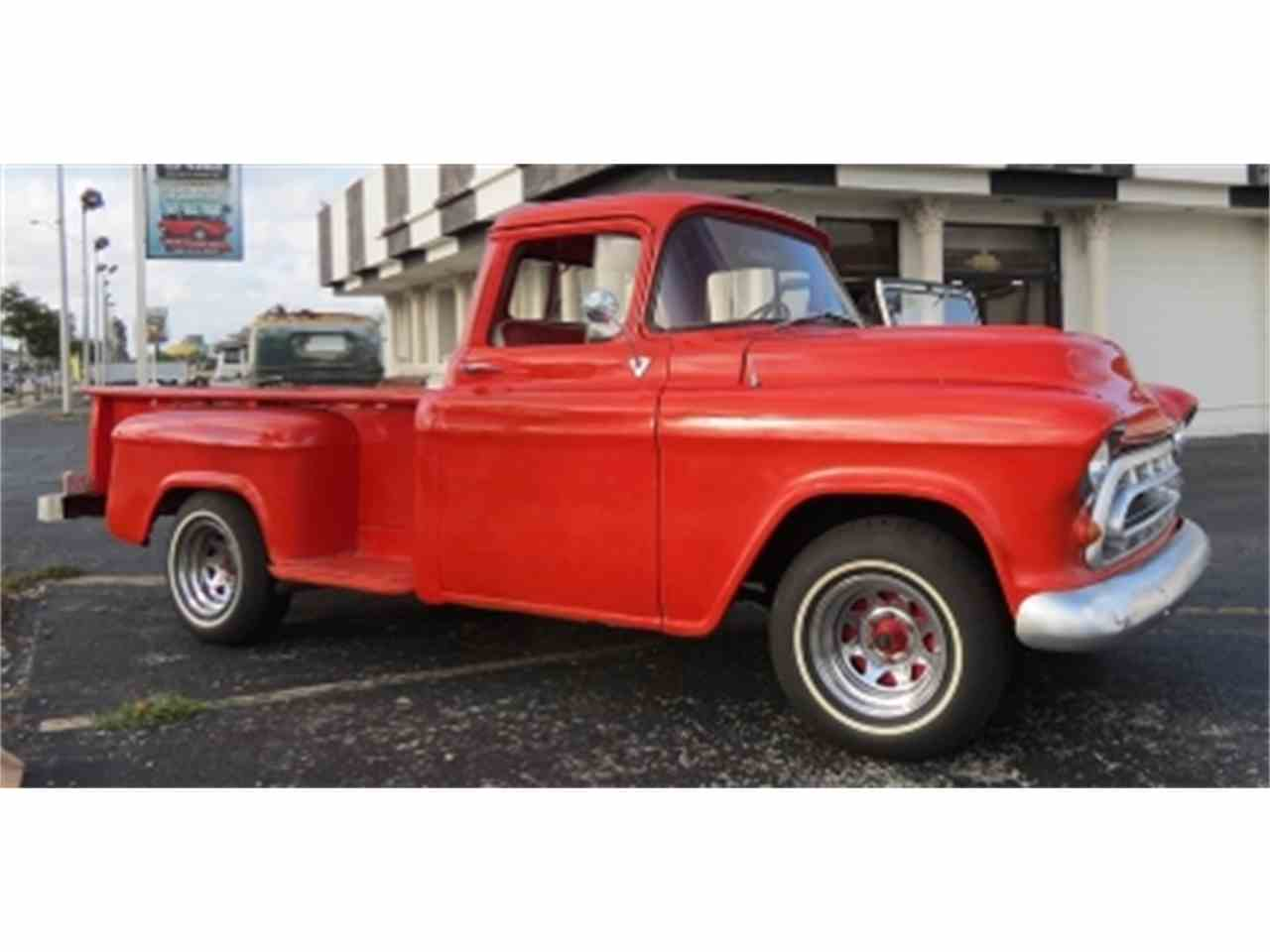Large Picture of '57 Pickup - E38A