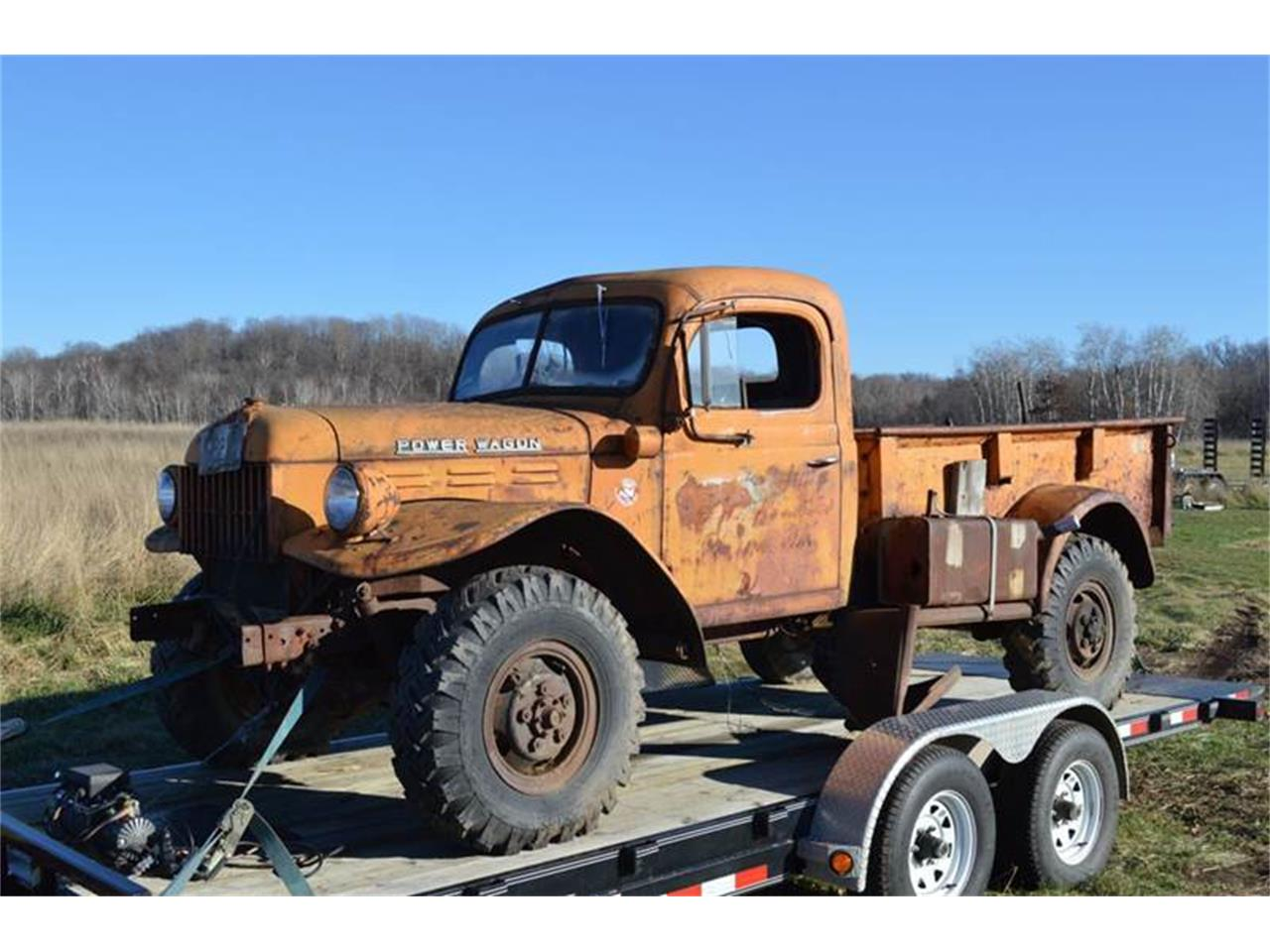 Dodge Power Wagon For Sale >> 1951 Dodge Power Wagon For Sale Classiccars Com Cc 657564