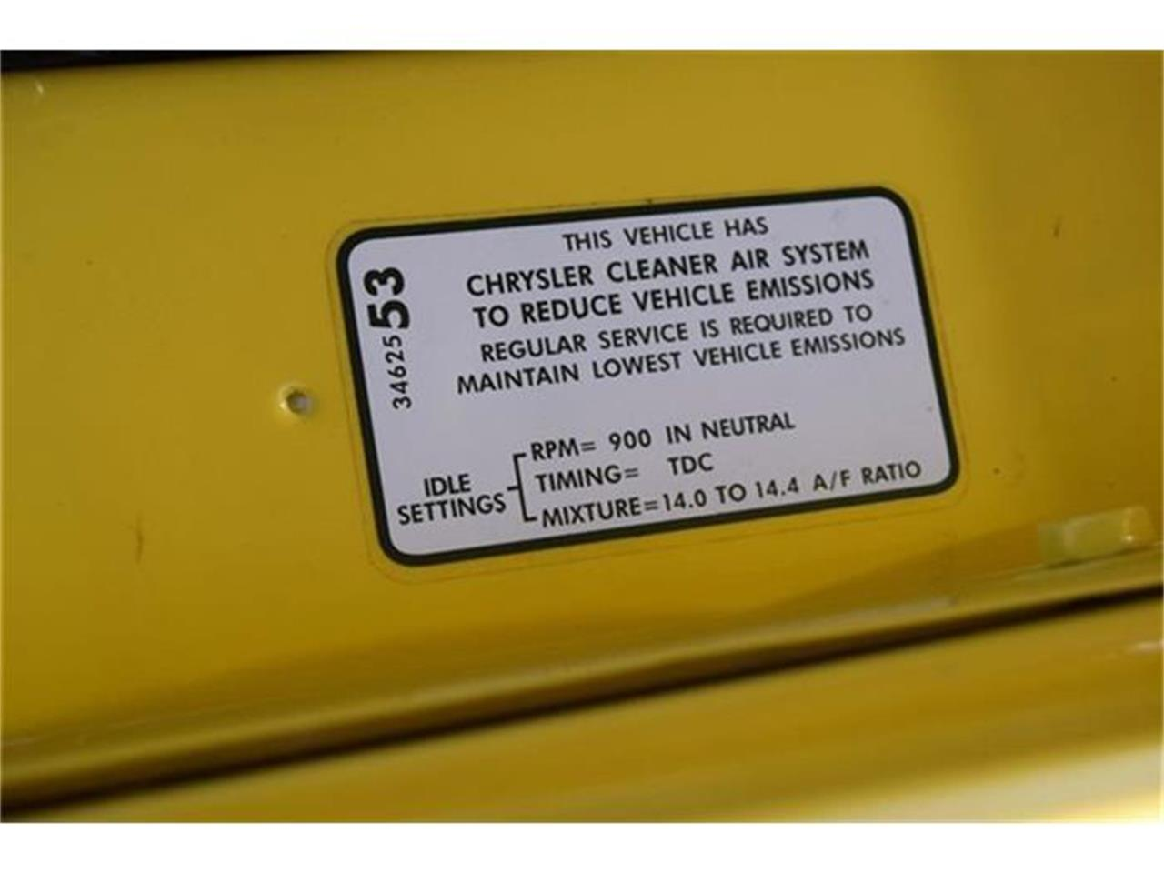 Large Picture of 1970 Dodge Coronet 440 located in Florida - $84,900.00 - E3FX
