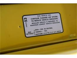 Picture of Classic '70 Coronet 440 Offered by The Garage - E3FX