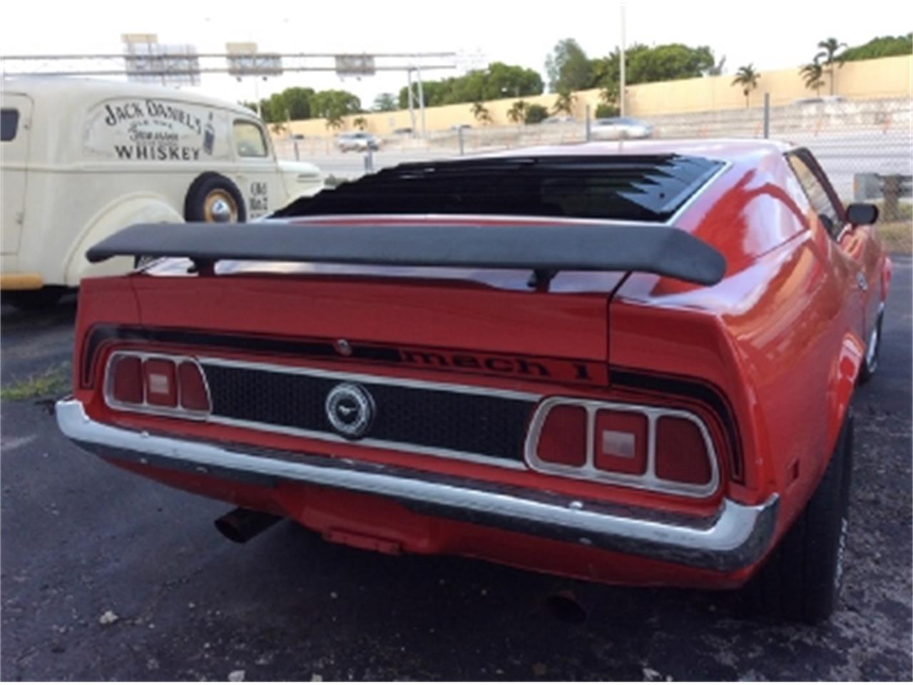Large Picture of '73 Mustang - E3WB