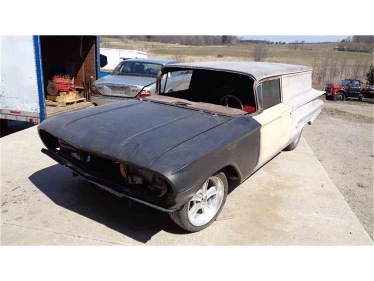Large Picture of '60 Sedan Delivery - E3ZF