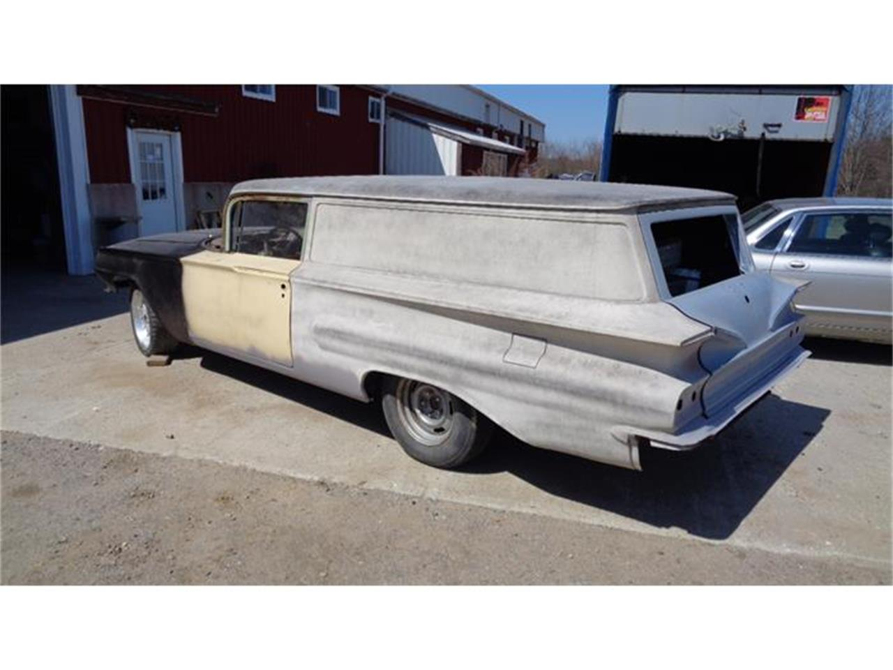 Large Picture of 1960 Sedan Delivery located in Connecticut - $12,995.00 - E3ZF