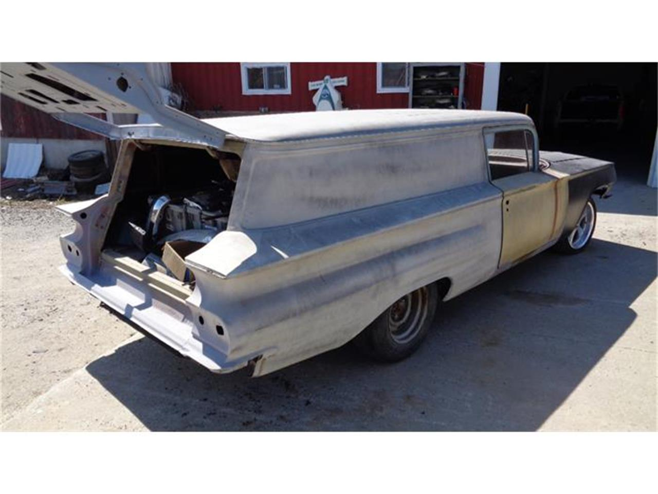 Large Picture of 1960 Chevrolet Sedan Delivery located in Connecticut - E3ZF