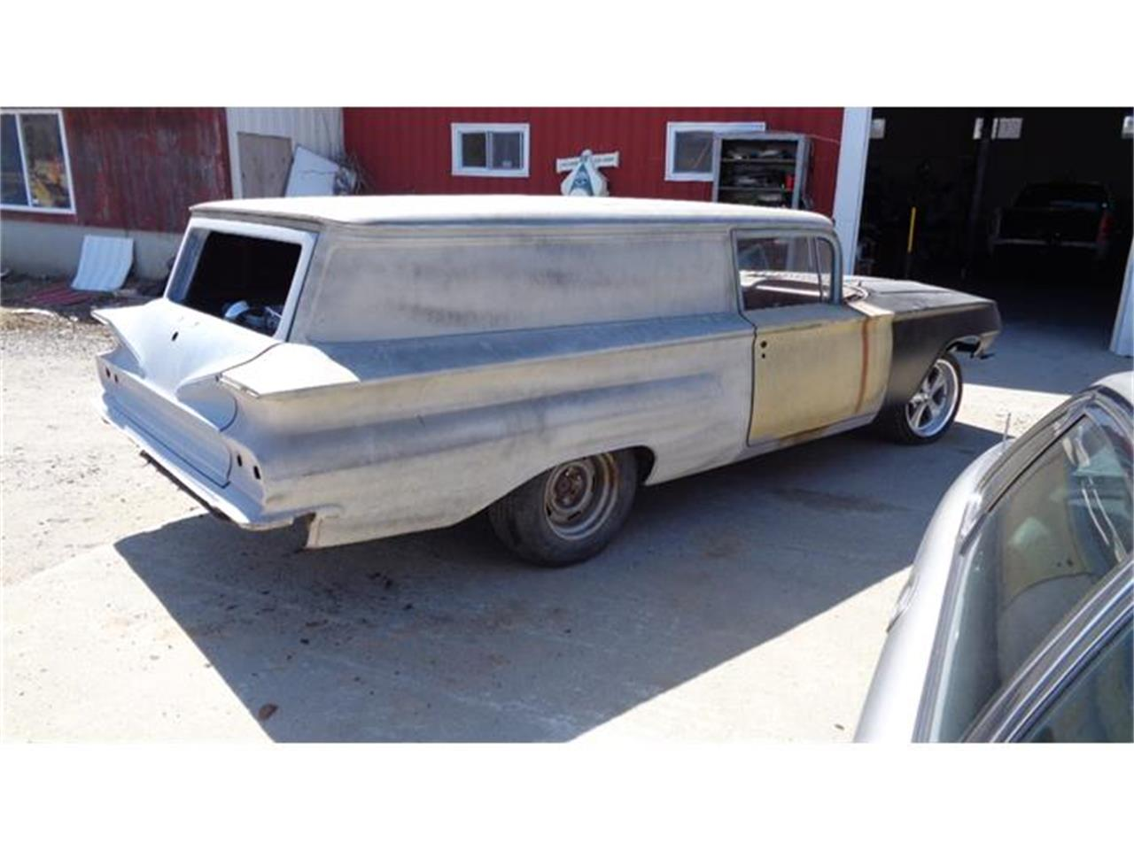 Large Picture of '60 Sedan Delivery Offered by Woottons Redline Classic Cars - E3ZF