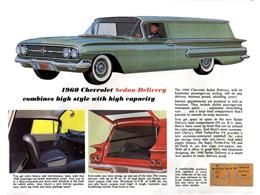 Picture of Classic '60 Sedan Delivery - E3ZF