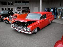 Picture of Classic 1960 Chevrolet Sedan Delivery located in Woodstock Connecticut Offered by Woottons Redline Classic Cars - E3ZF