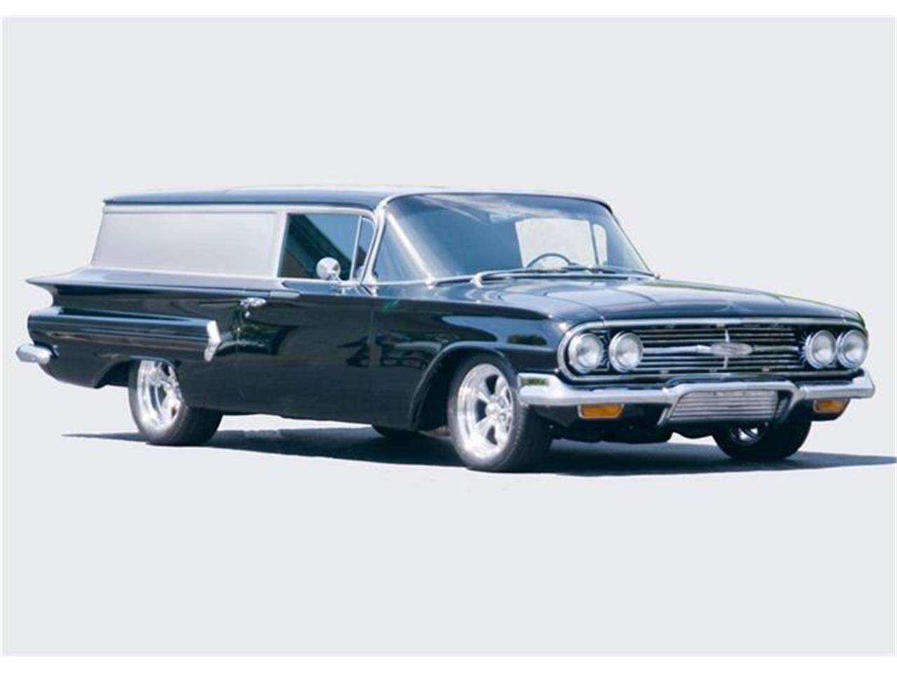 Large Picture of 1960 Sedan Delivery - $12,995.00 Offered by Woottons Redline Classic Cars - E3ZF
