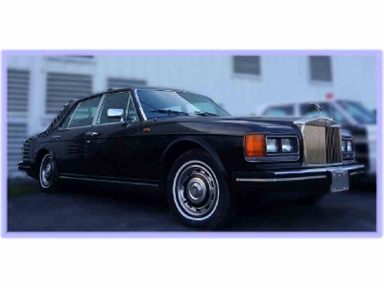 Large Picture of '83 Rolls-Royce Silver Spirit Offered by Sobe Classics - E42A
