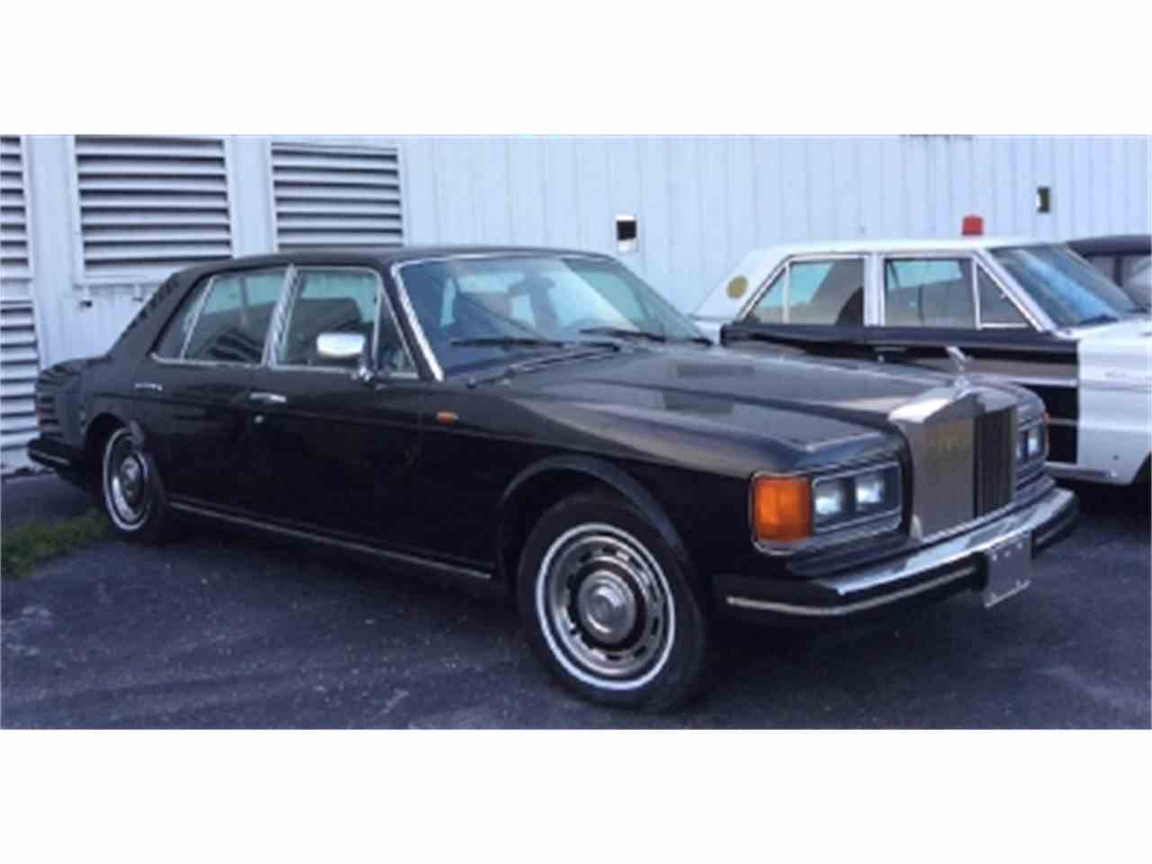 Large Picture of 1983 Rolls-Royce Silver Spirit Offered by Sobe Classics - E42A
